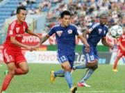 Bóng đá Việt Nam - Quyết đấu vì ngôi đầu