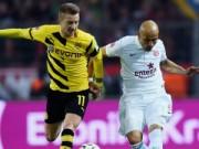 Bóng đá - Dortmund - Mainz: Hiệp 2 bùng nổ