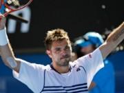 """Tennis - Stan Wawrinka đụng độ """"máy giao bóng"""" (BK Rotterdam Open)"""