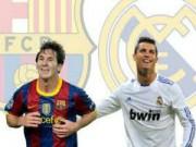 Bóng đá Tây Ban Nha - Real & Barca: Phép tính hoán vị