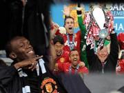 """Bóng đá - Usain Bolt đăng đàn """"vừa đấm vừa xoa"""" Rooney"""