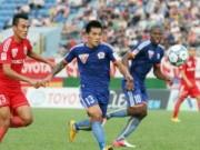 Bóng đá Việt Nam - V-League vòng 8: SLNA thắng nhọc, ĐTLA vẫn bất bại