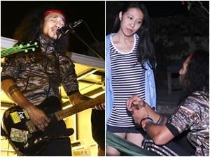 Ca nhạc - MTV - Vợ con theo sát Anh Khoa trong show đường trường
