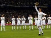 Ngôi sao bóng đá - Ronaldo: Ngày trở lại Bernabeu không màu hồng