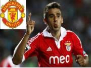 Bóng đá - Tin HOT tối 14/2: Chi đậm, MU tiến gần sao Benfica