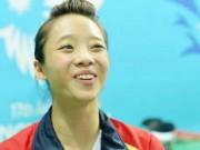 """Thể thao - """"Cô gái vàng"""" Dương Thúy Vi chia sẻ giấc mơ đầu xuân"""