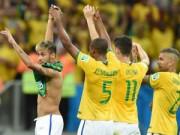 Thể thao - Những hình ảnh ấn tượng nhất 2014: Neymar ăn mừng nghệ thuật (P1)