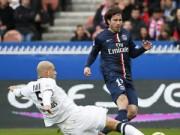 """Bóng đá Pháp - PSG - Caen: 3 phút """"điên rồ"""""""