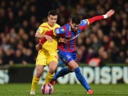 Bóng đá - C. Palace – Liverpool: Cảm xúc trái ngược