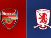 Bóng đá Ngoại hạng Anh - Arsenal- Middlesbrough: Coi chừng có biến