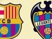 Bóng đá - Barca – Levante: Chào Messi và cột mốc 300