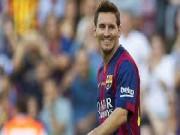 """Ngôi sao bóng đá - """"Messi như đến từ hành tinh khác"""""""