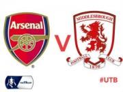 Bóng đá - TRỰC TIẾP Arsenal - Middlesbrough: Thế trận nhàn nhã (KT)