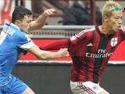 Bóng đá Ý - Milan – Empoli: Chiến thuật sai lầm
