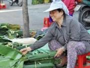 """Giá cả - Phiên chợ lá độc đáo """"năm 1 lần"""" giữa Sài Gòn"""