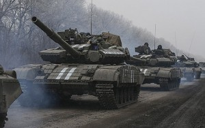 Thỏa thuận ngừng bắn ở Ukraine có thể chấm dứt đổ máu?