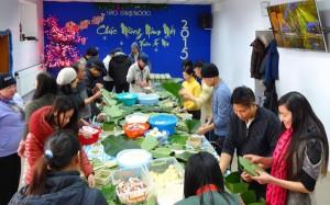 Người Việt ở Ukraine: Tết ảm đạm nhưng chan chứa tình đồng hương