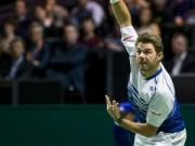 Thể thao - Berdych – Wawrinka: Vinh quang gian khó (Chung kết Rotterdam Open)