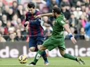 Bóng đá - Barca – Levante: Tuyệt phẩm của Suarez