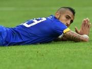 Bóng đá - Cesena - Juventus: Tội đồ Vidal