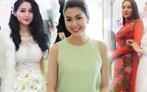 Thời trang - 5 mỹ nữ của showbiz Việt chờ đón quý tử tuổi Mùi