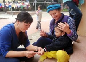 Tin tức Việt Nam - Tết ấm tình thương cho những phận đời đến từ chùa Bồ Đề