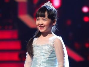 Ca nhạc - MTV - Con gái Trang Nhung tiến thẳng Chung kết Vietnam's got talent