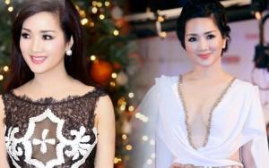 Người mẫu - Hoa hậu - Thời trang 7X gợi cảm của hoa hậu Giáng My