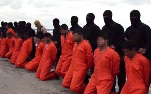 Tin tức trong ngày - Phiến quân IS tung video hành quyết 21 con tin