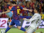 """Ngôi sao bóng đá - Lập hat-trick, Messi tiếp tục """"đè bẹp"""" Ronaldo"""