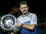 Tennis - BXH tennis 16/2: Wawrinka thăng hoa tuyệt đỉnh