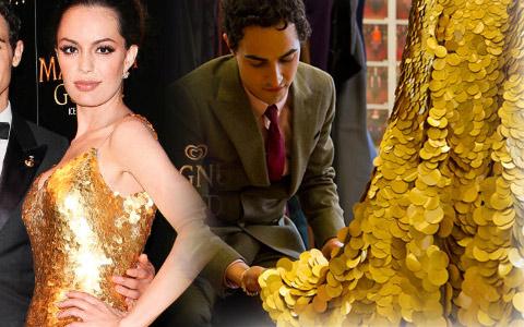 5 chiếc váy dát vàng tiền tỉ cực kỳ xa xỉ