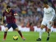 Bóng đá Tây Ban Nha - Định giá: Ronaldo chỉ bằng 1/3 Messi