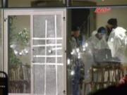 Video An ninh - Xả súng tại giáo đường ở Đan Mạch