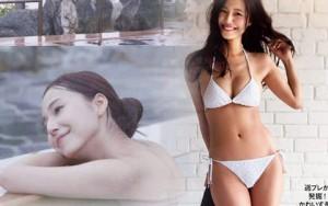 Làm đẹp - Chân dài Nhật gợi cảm nhờ tắm suối nước nóng