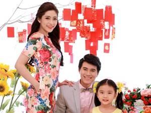 Ngôi sao điện ảnh - Hoa hậu Đặng Thu Thảo đẹp đôi bên MC Vũ Mạnh Cường