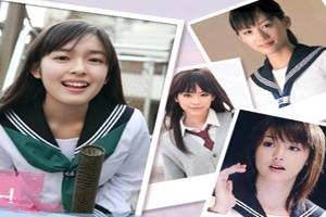 Ngôi sao điện ảnh - Những ngọc nữ Nhật thuần khiết trong trang phục nữ sinh