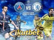 Cup C1 - Champions League - TRỰC TIẾP PSG - Chelsea: Người hùng Courtois (KT)