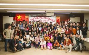 Tin tức trong ngày - Người Việt tại Nhật náo nức đón Tết Ất Mùi 2015