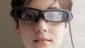 Công nghệ thông tin - Sony bắt đầu cho đặt hàng kính thực tế ảo SmartEyeglass