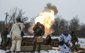 Thỏa thuận ngừng bắn mới ở Ukraine trên bờ sụp đổ