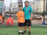 Bóng đá - Cậu bé Mường và hành trình 14 nghìn km học đá bóng