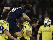 Cup C1 - Champions League - PSG - Chelsea: Điểm yếu trên không