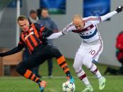 Bóng đá - Shakhtar - Bayern: Trận cầu xấu xí
