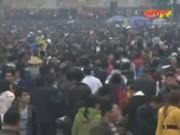 An ninh thế giới - Toàn cảnh người dân Trung Quốc hỗn loạn về quê đón Tết