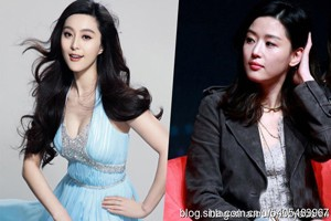 Phim - Đọ nhan sắc 15 cặp mỹ nhân Hoa - Hàn cùng tuổi