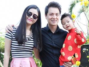 Ca nhạc - MTV - Gia đình Đăng Khôi đi chơi Xuân, xin chữ đầu năm