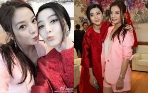 """Ngôi sao điện ảnh - Triệu Vy, Băng Phạm thân mật sau 17 năm """"tránh mặt"""""""