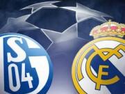 Cup C1 - Champions League - TRỰC TIẾP Schalke - Real: Không thể cưỡng lại