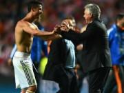 """Bóng đá - """"Ronaldo của chúng ta đã trở lại"""""""
